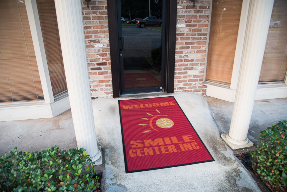Smile Center Doormat